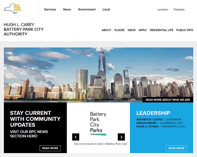 Battery Park City Authority