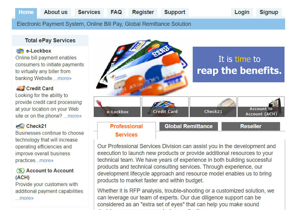 RKSI Provides Complete Payment Solution for Total ePay